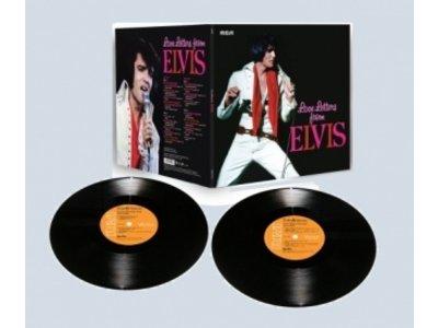 FTD Vinyl - Love Letters From Elvis
