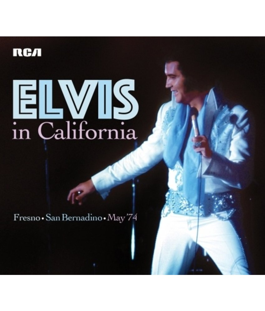 FTD - Elvis In California