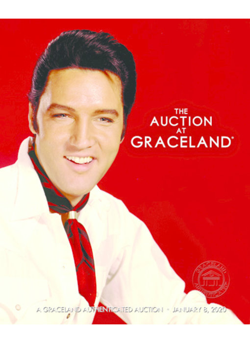 Graceland - Elvis Auction Catalog - January 2020
