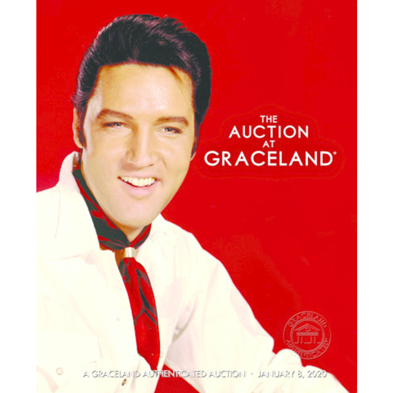 Graceland - Elvis Auction Catalog - January 2020