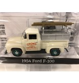 Pick Up Truck 1954 Elvis Crown Electric Ford F-100 - Scale 1/64