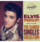 Elvis Presley - The Danish Singles Collection Volume Two - Green Vinyl Memphis Mansion Label