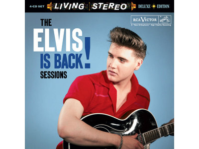 FTD - Elvis Is Back CD 2 - Replace CD
