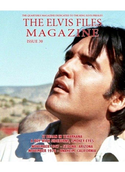 Elvis Files Magazine - Nr. 30