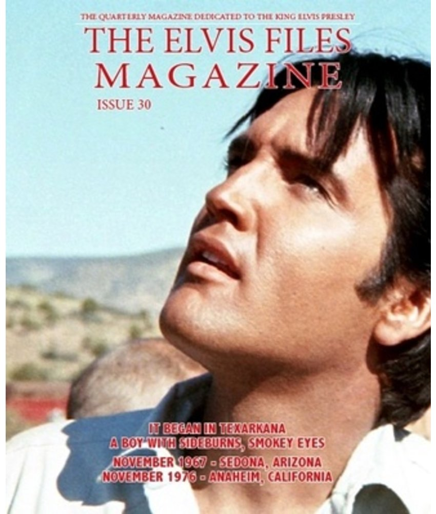 Elvis Files Magazine - No. 30
