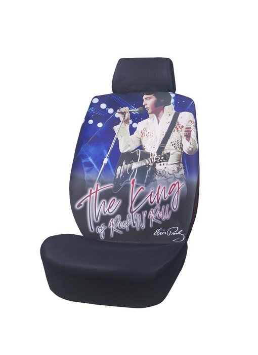 Autostoelhoes Elvis The King Of Rock 'n Roll