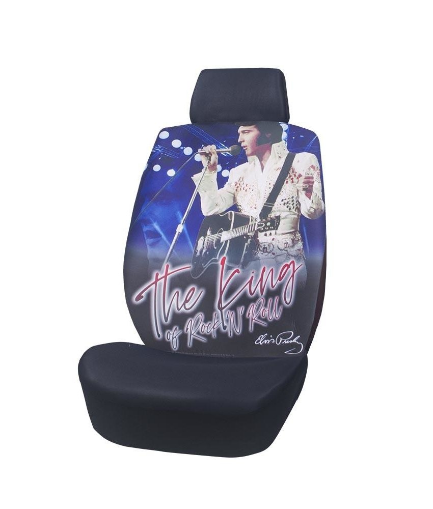 Car seat cover Elvis The King Of Rock 'n Roll