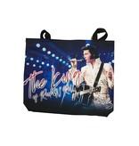 Bag Blue Elvis The King Of Rock 'n Roll - Large