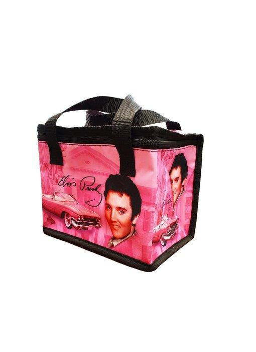 Cooler bag Elvis Pink Cadillac