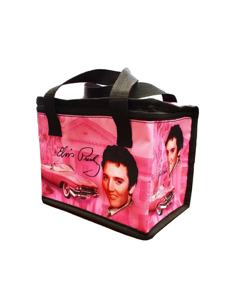 Cooler bag Elvis Pink Cadillac