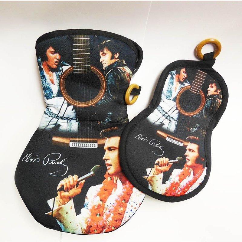 Ovenhandschoen - Ovenwant Elvis Comeback Special