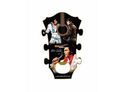 Flessenopener Magneet Elvis Live On Stage