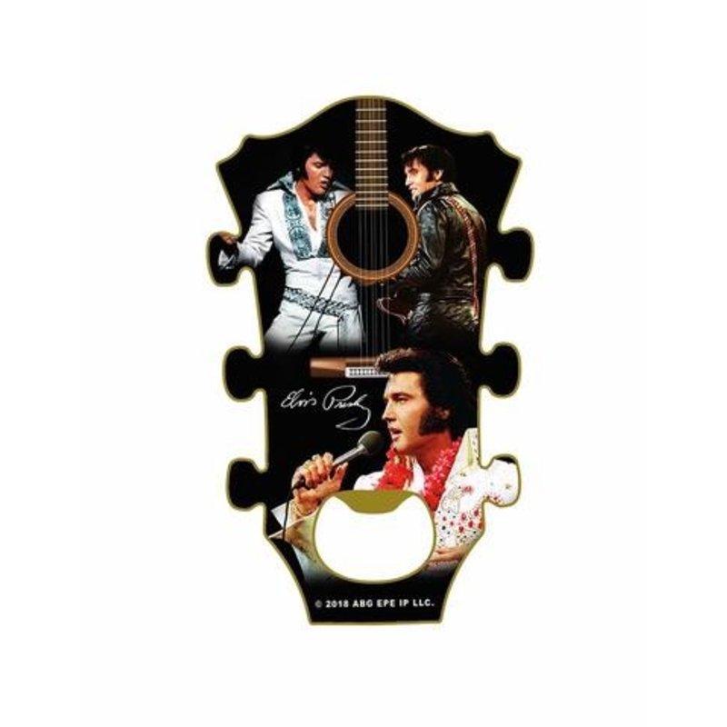 Bottle opener Magnet Elvis Live On Stage