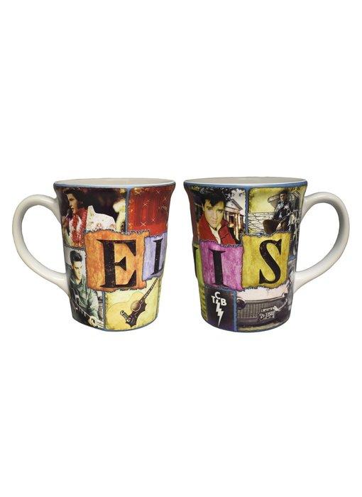 Mug Elvis All Over!