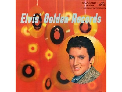 FTD - Elvis' Golden Records (2CD)