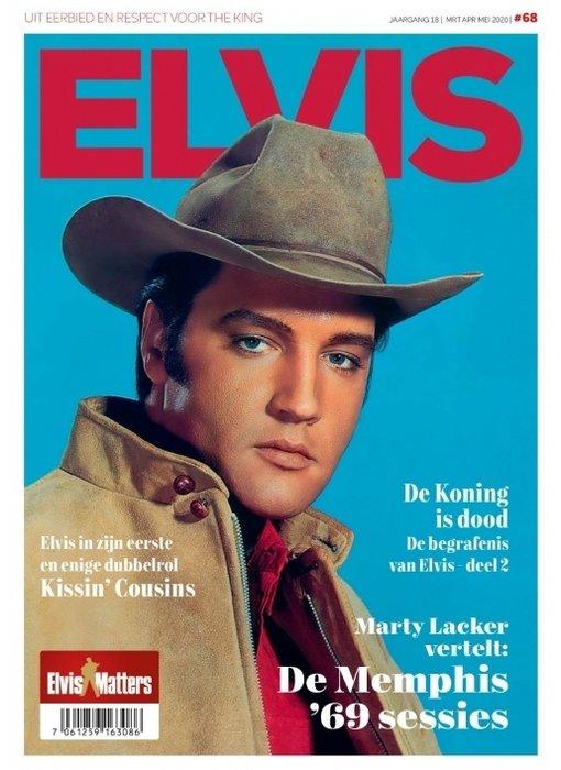 Magazine - ELVIS 68