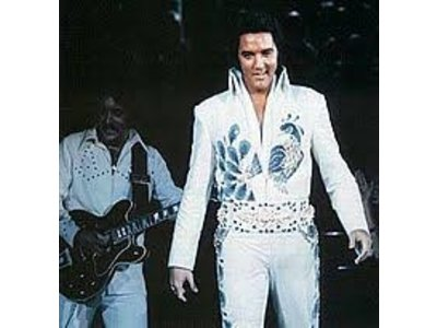 FTD - Elvis In California
