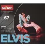 Magazine With CD - ELVIS 67