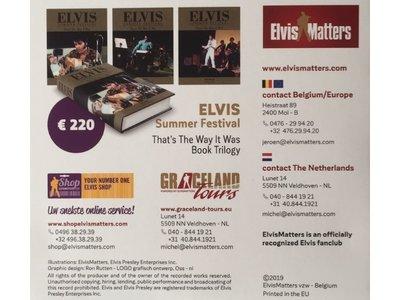 Magazine Met CD - ELVIS 67