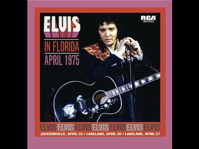 FTD - Elvis in Florida - April 1975