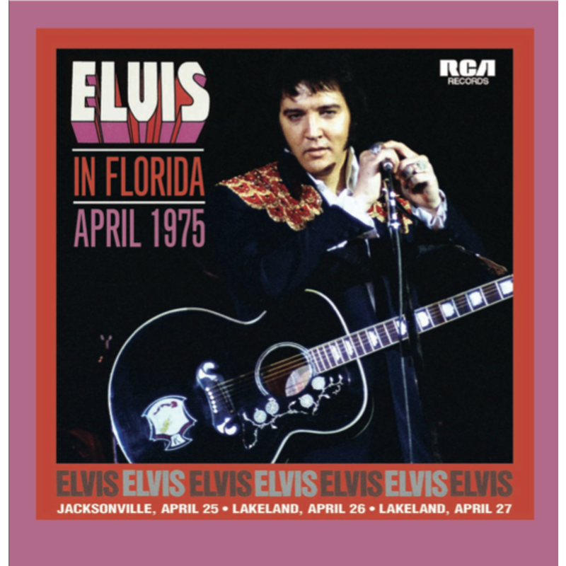 FTD - Elvis in Florida - April 1975