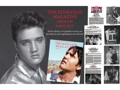 Elvis Files Magazine - Nr. 30
