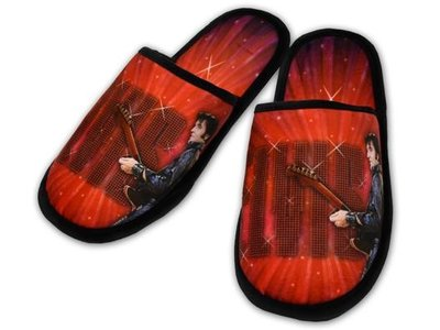 Slippers Elvis Comeback Special