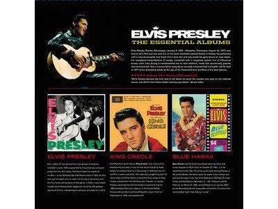 Elvis Presley The Essential Albums - 3 LP Box Set 33 RPM Vinyl Wax Time Label