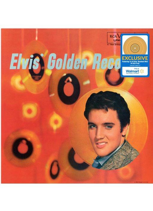 Elvis Presley - Elvis Golden Records Vol 1 - Walmart Exclusiv Release On Gold Colored Vinyl