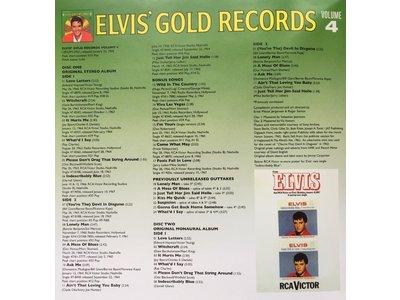FTD - Elvis' Golden Records Volume 4