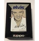 Lighter - Zippo - Smiling Portrait