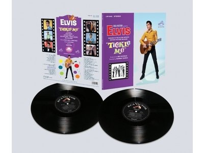 FTD Vinyl - Elvis : Tickle Me