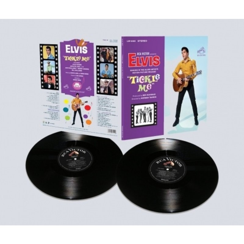 FTD Vinyl - Elvis: Tickle Me