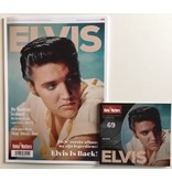 Magazine With CD - ELVIS 69