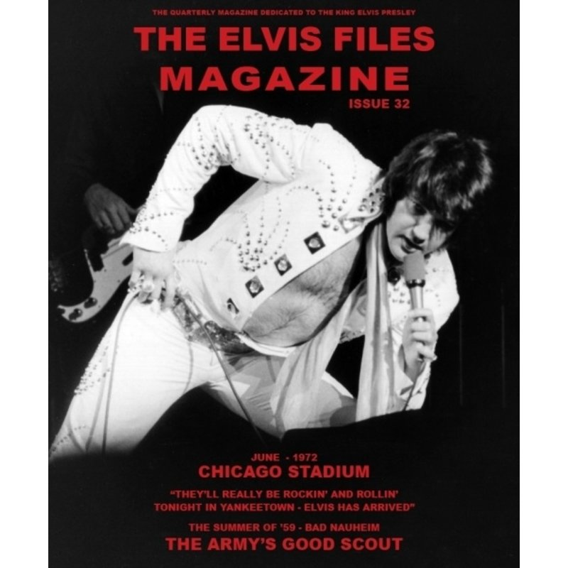 Elvis Files Magazine - Nr. 32