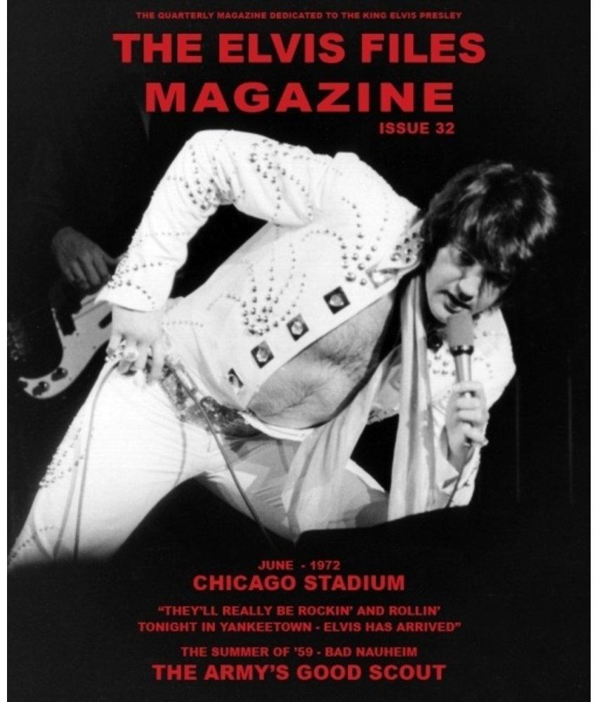 Elvis Files Magazine - Nr. 32