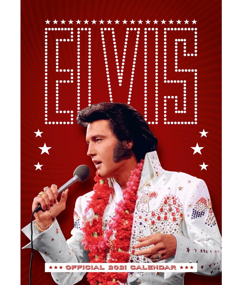 Kalender 2021 - Elvis Danilo A3
