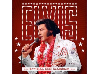 Calendar 2021 - Elvis Danilo Square