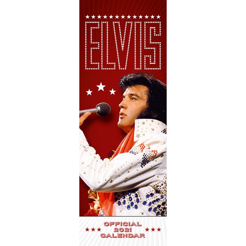 Calendar 2021 - Elvis Danilo Slim