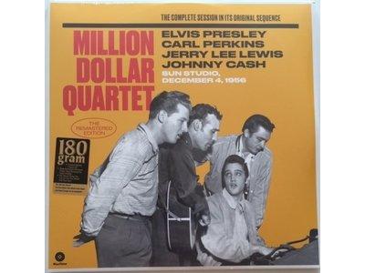 Elvis Presley Million Dollar Quartet - 2 LP 33 RPM Vinyl Wax Time Label