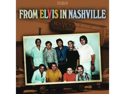 From Elvis In Nashville - 2 LP Colored Vinyl-Set Graceland Exclusive Release