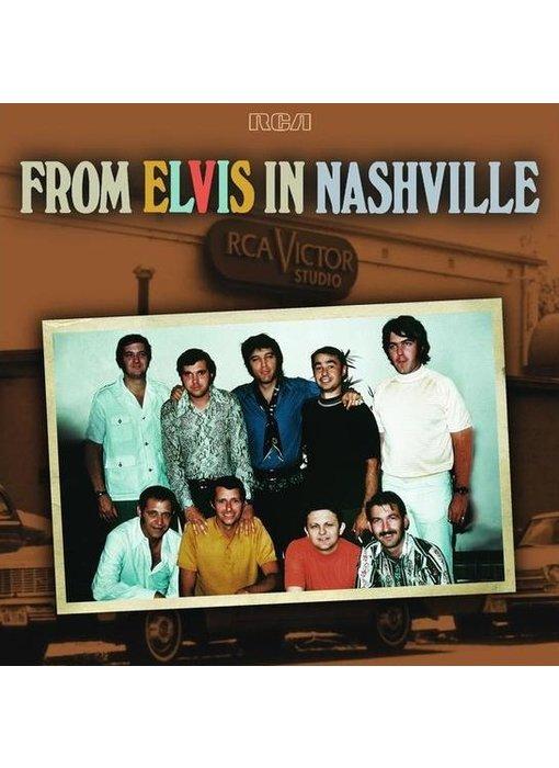 From Elvis In Nashville - 4 CD Box-Set