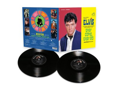 FTD Vinyl - Elvis : Easy Come, Easy Go