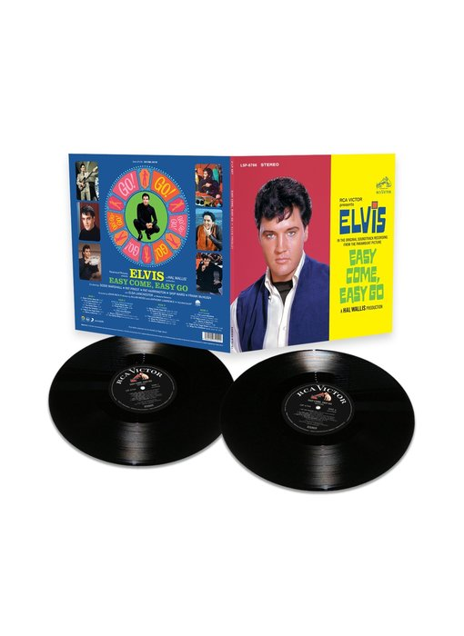 FTD Vinyl - Elvis : Easy Come, Easy Go