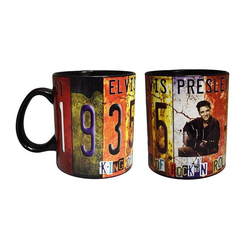 Mug Elvis 1935 - 1 - 8