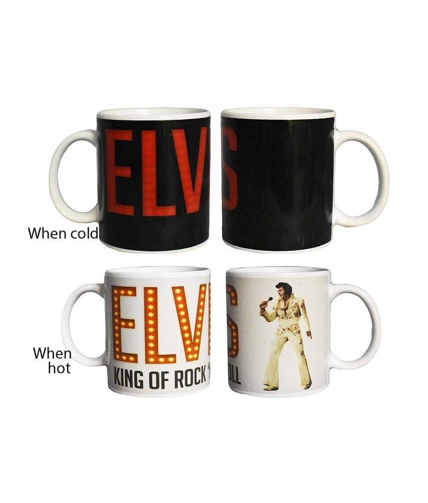 Mug Elvis Changing Pictures