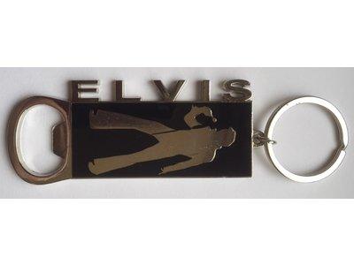 Sleutelhangerset 2 stuks - Elvis '68 Special - Elvis Silhouet Flessenopener