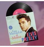 Elvis Presley - From Memphis To Miami - Black Vinyl EP Memphis Mansion Label