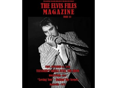 Elvis Files Magazine - Nr. 33