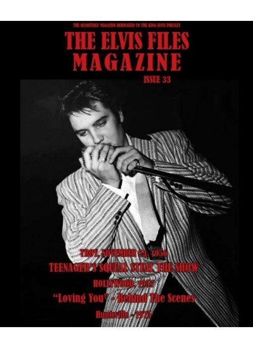 Elvis Files Magazine - Nr. 33